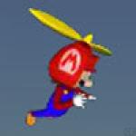Flappy Propeller Mario