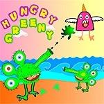 Hungry Greeny