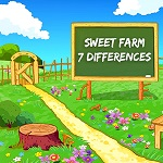 Sweet Farm 7 Differences